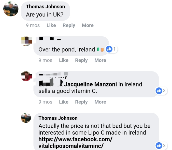 Mms Now Trying To Scam Irish >> Fiona O Leary